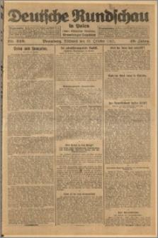 Deutsche Rundschau in Polen. J. 49, 1925, nr 249