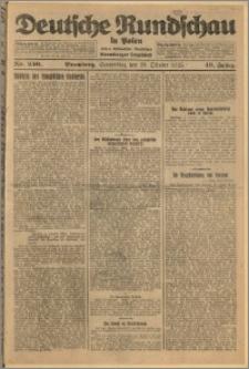 Deutsche Rundschau in Polen. J. 49, 1925, nr 250