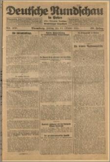 Deutsche Rundschau in Polen. J. 49, 1925, nr 251
