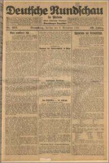 Deutsche Rundschau in Polen. J. 49, 1925, nr 257