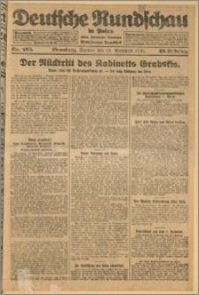 Deutsche Rundschau in Polen. J. 32 (49), 1925, nr 265