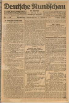 Deutsche Rundschau in Polen. J. 32 (49), 1925, nr 270