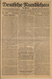 Deutsche Rundschau in Polen. J. 32 (49), 1925, nr 280