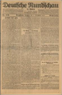 Deutsche Rundschau in Polen. J. 32 (49), 1925, nr 283