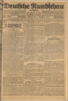 Deutsche Rundschau in Polen. J. 32 (49), 1925, nr 284