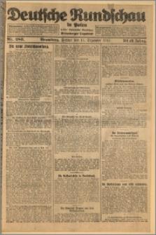 Deutsche Rundschau in Polen. J. 32 (49), 1925, nr 286
