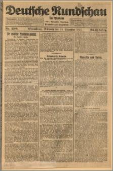 Deutsche Rundschau in Polen. J. 32 (49), 1925, nr 290