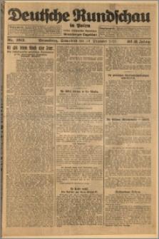 Deutsche Rundschau in Polen. J. 32 (49), 1925, nr 293