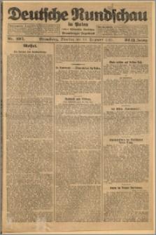 Deutsche Rundschau in Polen. J. 32 (49), 1925, nr 295