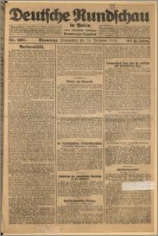 Deutsche Rundschau in Polen. J. 32 (49), 1925, nr 297