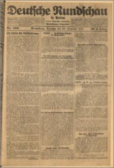 Deutsche Rundschau in Polen. J. 32 (49), 1925, nr 299