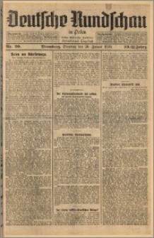 Deutsche Rundschau in Polen. J. 33 (50), 1926, nr 20