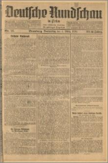 Deutsche Rundschau in Polen. J. 33 (50), 1926, nr 51
