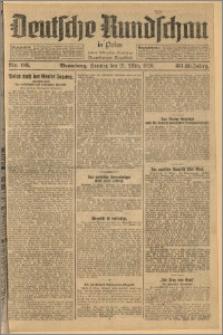 Deutsche Rundschau in Polen. J. 33 (50), 1926, nr 66
