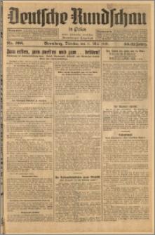 Deutsche Rundschau in Polen. J. 33 (50), 1926, nr 106