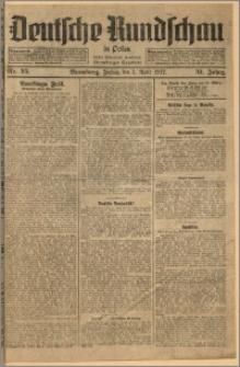 Deutsche Rundschau in Polen. J. 51, 1927, nr 75