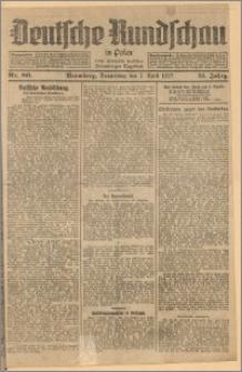 Deutsche Rundschau in Polen. J. 51, 1927, nr 80