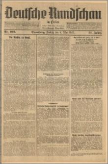 Deutsche Rundschau in Polen. J. 51, 1927, nr 102