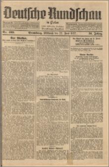 Deutsche Rundschau in Polen. J. 51, 1927, nr 139