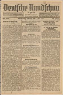 Deutsche Rundschau in Polen. J. 51, 1927, nr 148