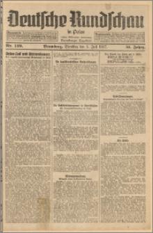 Deutsche Rundschau in Polen. J. 51, 1927, nr 149