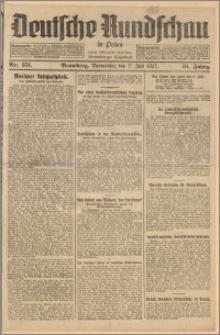 Deutsche Rundschau in Polen. J. 51, 1927, nr 151
