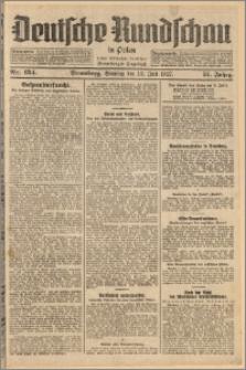 Deutsche Rundschau in Polen. J. 51, 1927, nr 154