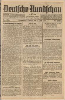 Deutsche Rundschau in Polen. J. 51, 1927, nr 155