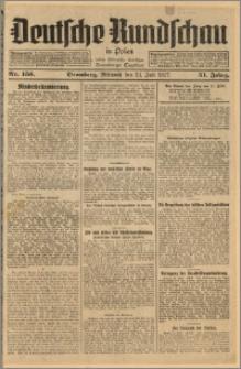 Deutsche Rundschau in Polen. J. 51, 1927, nr 156