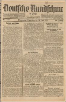 Deutsche Rundschau in Polen. J. 51, 1927, nr 157