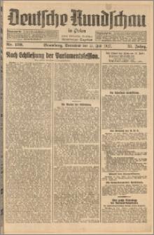 Deutsche Rundschau in Polen. J. 51, 1927, nr 159