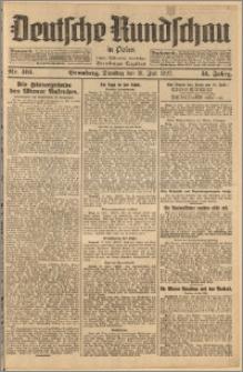 Deutsche Rundschau in Polen. J. 51, 1927, nr 161