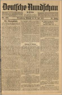 Deutsche Rundschau in Polen. J. 51, 1927, nr 162