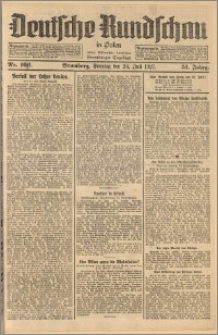 Deutsche Rundschau in Polen. J. 51, 1927, nr 166