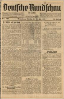 Deutsche Rundschau in Polen. J. 51, 1927, nr 167