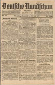 Deutsche Rundschau in Polen. J. 51, 1927, nr 171