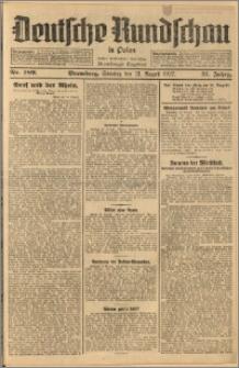 Deutsche Rundschau in Polen. J. 51, 1927, nr 189