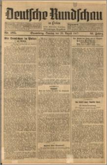 Deutsche Rundschau in Polen. J. 51, 1927, nr 195