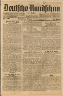 Deutsche Rundschau in Polen. J. 51, 1927, nr 196