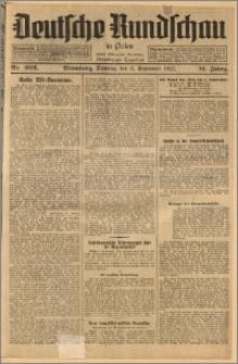 Deutsche Rundschau in Polen. J. 51, 1927, nr 202