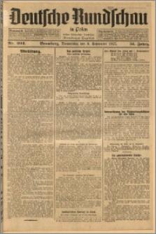 Deutsche Rundschau in Polen. J. 51, 1927, nr 204