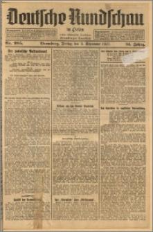 Deutsche Rundschau in Polen. J. 51, 1927, nr 205