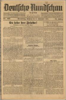Deutsche Rundschau in Polen. J. 51, 1927, nr 207