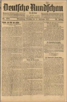 Deutsche Rundschau in Polen. J. 51, 1927, nr 208