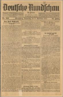 Deutsche Rundschau in Polen. J. 51, 1927, nr 210