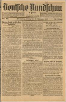Deutsche Rundschau in Polen. J. 51, 1927, nr 211