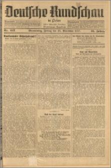 Deutsche Rundschau in Polen. J. 51, 1927, nr 217