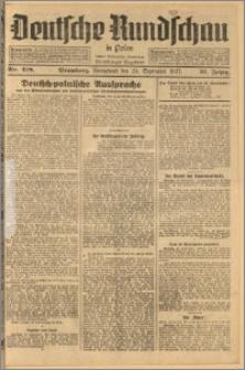 Deutsche Rundschau in Polen. J. 51, 1927, nr 218