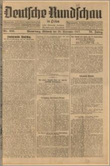 Deutsche Rundschau in Polen. J. 51, 1927, nr 221