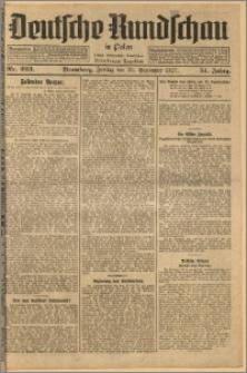 Deutsche Rundschau in Polen. J. 51, 1927, nr 223